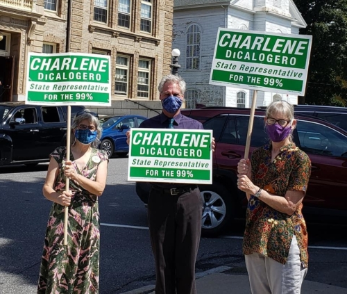 Central Massachusetts Green-Rainbow Party