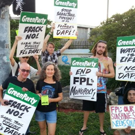 Miami-Dade Green Party