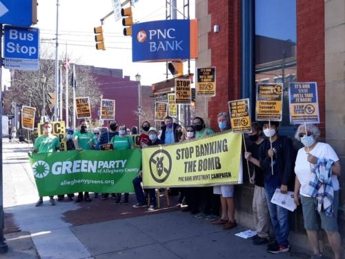 Greens at SBTB