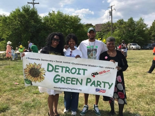 Detroit Green Party