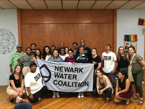 Newark water coalition