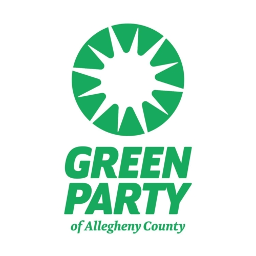 Green Party of Allegheny County logo