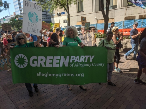 Allegheny County Greens