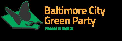 Baltimore City 2020 logo
