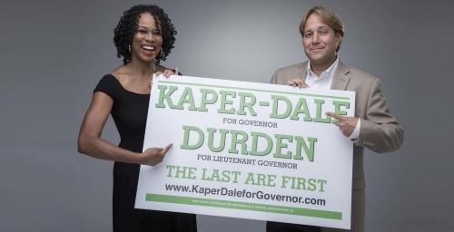 Seth Kaper-Dale and Lisa Darden