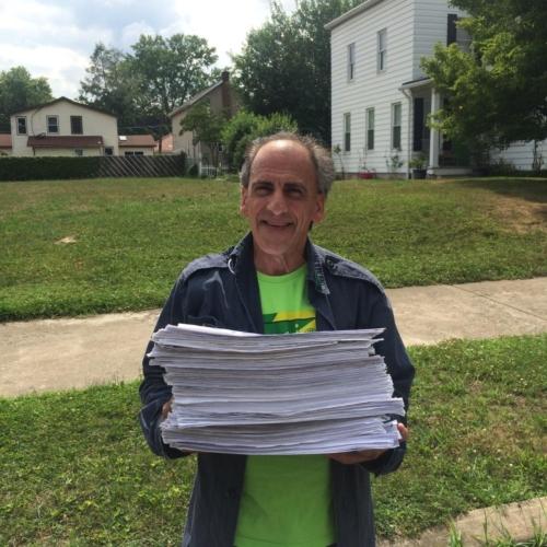 Carl Romanelli Petitions 2016