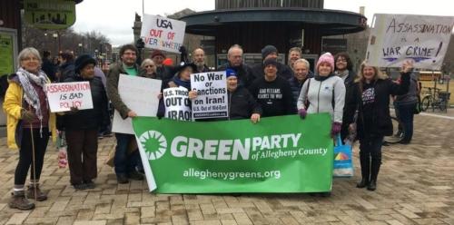 Allegheny County Greens, aka Pittsburgh