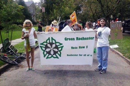 Labor Day Parade, Rochester