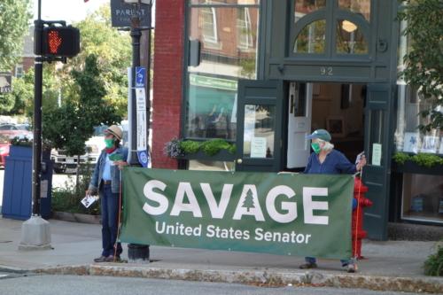 Lisa Savage campaign
