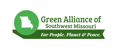 Green Party of Southwest Missouri logo