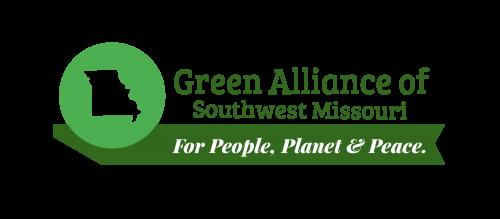 Green Party of Southwest Missouri logo